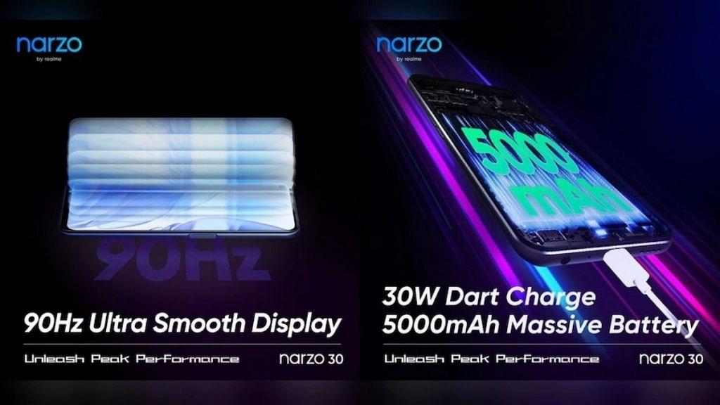 Realme Narzo 30 Officially Teased