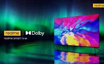 Realme Smart 4K TV Price in India