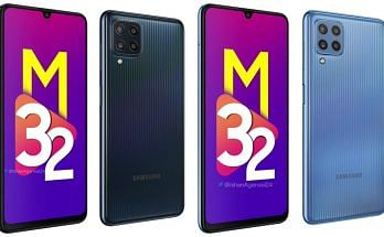 Samsung Galaxy M32 India Launch