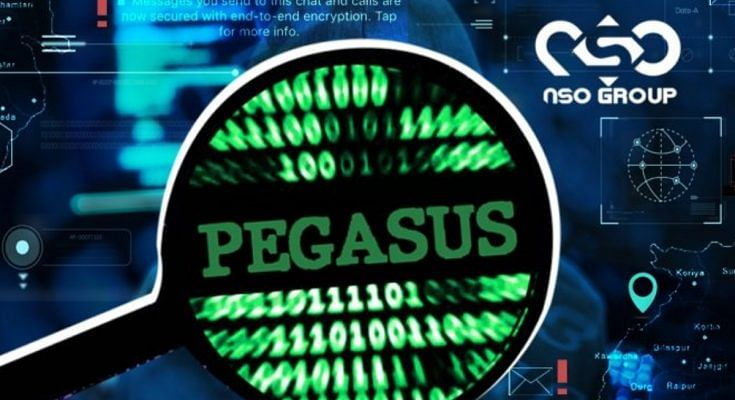 What is Pegasus Spyware