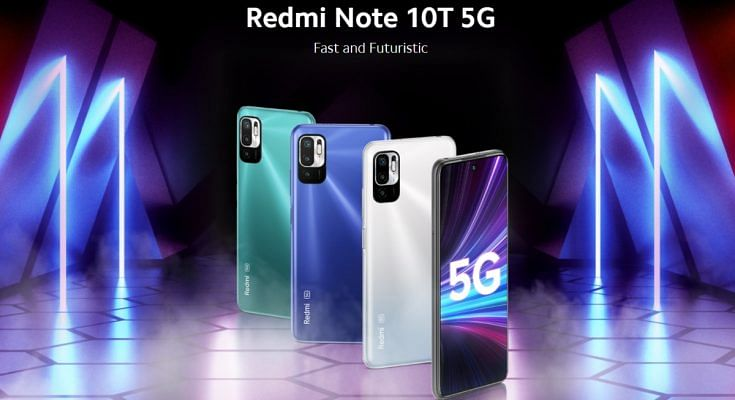 Xiaomi Redmi Note 10T 5G Pros and Cons