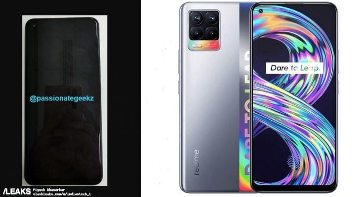 Realme 8S / Realme 8i India Launch Soon